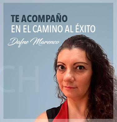 Conoce a Dafne Marenco